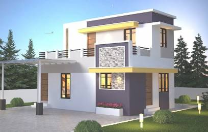 1025 sqft, 2 bhk IndependentHouse in Builder The Nellies Vandithavalam Vilayodi Chittur Road, Palakkad at Rs. 15.0000 Lacs