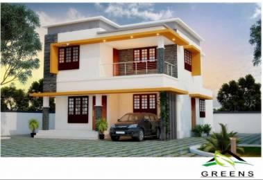 2024 sqft, 4 bhk Villa in Builder Greens Villa Ottapalam, Palakkad at Rs. 44.9795 Lacs