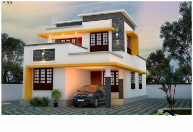 2010 sqft, 4 bhk Villa in Builder Greens Villas Palakkad Kozhikode Highway, Palakkad at Rs. 44.9000 Lacs