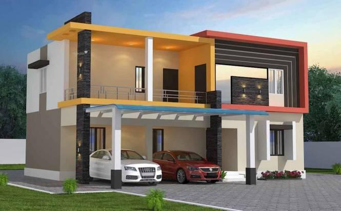 2501 sqft, 3 bhk Villa in Builder Pournami Villas Chandranagar, Palakkad at Rs. 60.0000 Lacs