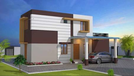 1300 sqft, 2 bhk Villa in Builder 2 BHk houses Vandithavalam Vilayodi Chittur Road, Palakkad at Rs. 20.0000 Lacs