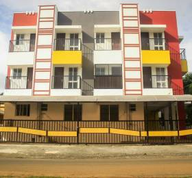 861 sqft, 2 bhk Apartment in Builder Saidhaan Aristos Kalepully, Palakkad at Rs. 30.0000 Lacs