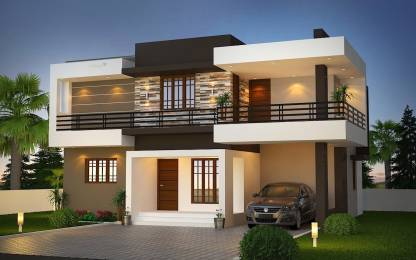 2505 sqft, 4 bhk BuilderFloor in Builder Victoria Discovery Villas Chandranagar Colony, Palakkad at Rs. 60.0000 Lacs