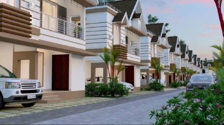 2100 sqft, 4 bhk Villa in Builder Victoria vrinthavan Chembukkav, Thrissur at Rs. 70.0000 Lacs