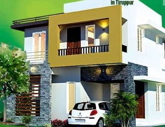 1305 sqft, 3 bhk IndependentHouse in Builder green valley villas Anupparpalayam Pudur, Tiruppur at Rs. 35.0000 Lacs
