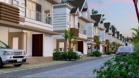 2100 sqft, 4 bhk Villa in Builder Victoria vrinthavan Puzhakkal, Thrissur at Rs. 70.0000 Lacs