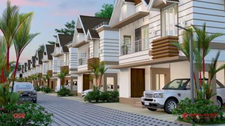 2100 sqft, 4 bhk IndependentHouse in Builder Victoria vrinthavan Koorkenchery, Thrissur at Rs. 78.5000 Lacs