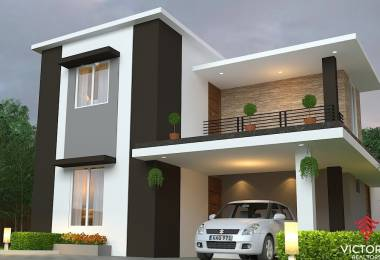 1250 sqft, 3 bhk Villa in Builder Sobanam House Palakkad Pollachi Road, Palakkad at Rs. 27.0000 Lacs