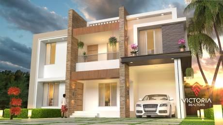 2004 sqft, 3 bhk IndependentHouse in Builder Thapassya Villas Chandranagar Colony, Palakkad at Rs. 75.0000 Lacs
