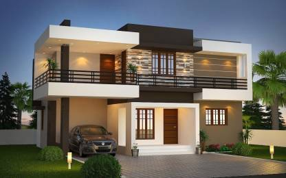 2500 sqft, 4 bhk IndependentHouse in Builder discovery villa Chandranagar Colony, Palakkad at Rs. 65.0000 Lacs