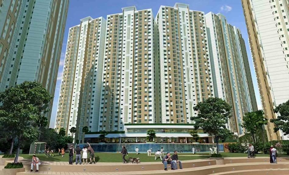 1629 sqft 3 bhk Apartment Lodha Splendora Exterior