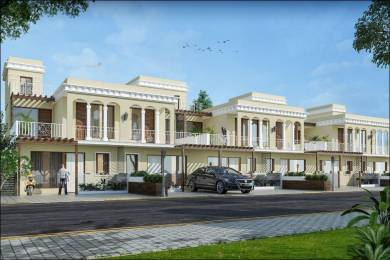 1150 sqft, 3 bhk Villa in Motia Royal Citi Apartments Gazipur, Zirakpur at Rs. 30.9000 Lacs