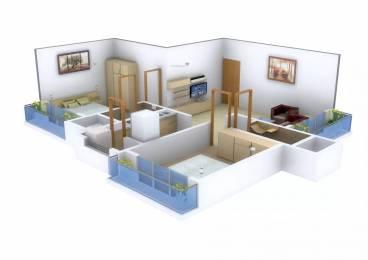 1050 sqft, 2 bhk Apartment in RNA NG Suncity Phase III Kandivali East, Mumbai at Rs. 35000