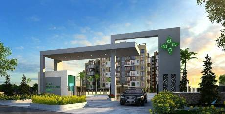 1136 sqft, 3 bhk Apartment in Riya Manbhari Greens Howrah, Kolkata at Rs. 36.8200 Lacs