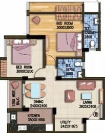 973 sqft, 2 bhk Apartment in Riya Manbhari Ananya Sonarpur, Kolkata at Rs. 25.2460 Lacs