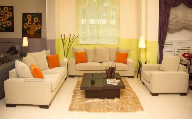 1557 sqft, 3 bhk Apartment in SRS SRS Residency Sector 88, Faridabad at Rs. 49.5000 Lacs