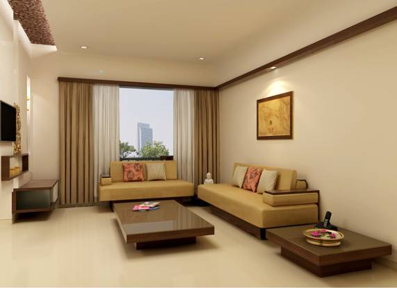 1560 sqft, 3 bhk Apartment in Builder Near Ramnagar Colony Bavdhan, Pune at Rs. 45000