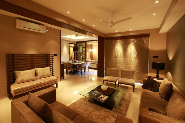 1050 sqft, 2 bhk Apartment in Builder Project Aundh, Pune at Rs. 24000