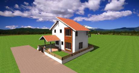 1090 sqft, 3 bhk Villa in Builder Project Coonoor, Ooty at Rs. 52.0000 Lacs