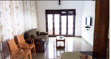 1200 sqft, 2 bhk Apartment in Builder Project Kanathur, Chennai at Rs. 25000