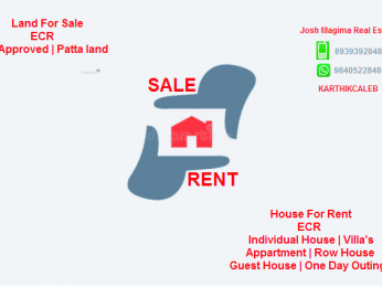 86400 sqft, Plot in Builder Project Uthandi, Chennai at Rs. 54.0000 Cr