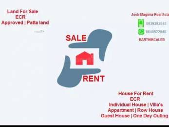 43200 sqft, Plot in Builder Project Uthandi, Chennai at Rs. 27.0000 Cr