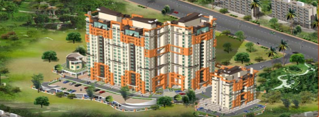 1000 sqft, 2 bhk Apartment in Harmony Horizons Thane West, Mumbai at Rs. 85.0000 Lacs