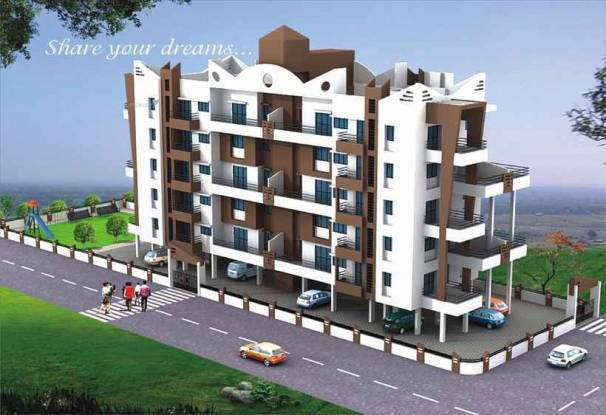 775 sqft, 1 bhk Apartment in Aarav Castles Kharadi, Pune at Rs. 42.0000 Lacs