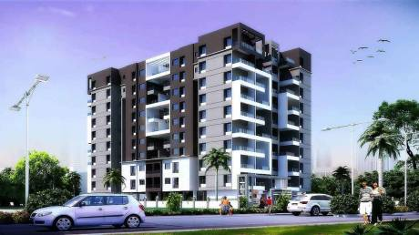 1017 sqft, 2 bhk Apartment in Sree Shree Mangal Pearl Kharadi, Pune at Rs. 50.0000 Lacs