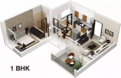 670 sqft, 1 bhk Apartment in Venkatesh Graffiti Mundhwa, Pune at Rs. 48.0000 Lacs
