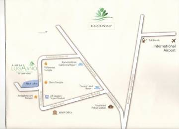 419 sqft, 1 bhk Apartment in Ajmera Lugaano Yelahanka, Bangalore at Rs. 40.4310 Lacs