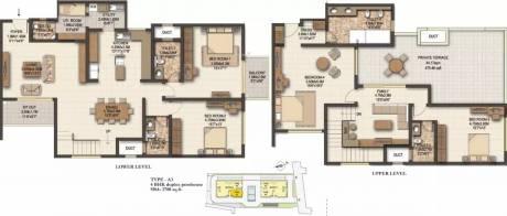 3700 sqft, 4 bhk Apartment in Sobha Marvella Bellandur, Bangalore at Rs. 3.4000 Cr