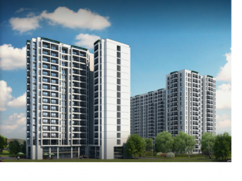 930 sqft, 2 bhk Apartment in UKN The Belvedere Airport District Anwar Layout, Bangalore at Rs. 50.0000 Lacs