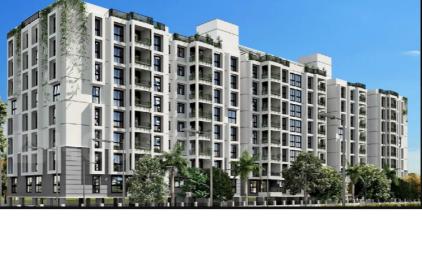 1400 sqft, 2 bhk Apartment in UKN Belvista Varthur, Bangalore at Rs. 80.0000 Lacs