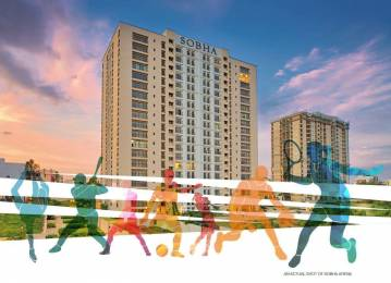 1592 sqft, 3 bhk Apartment in Builder Sobha Arena Plaza Kanakapura, Bangalore at Rs. 1.2800 Cr
