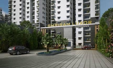 1195 sqft, 2 bhk Apartment in Shriram Shriram Luxor Hennur, Bangalore at Rs. 71.0000 Lacs