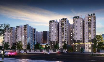 1400 sqft, 3 bhk Apartment in Shriram Shriram Luxor Hennur, Bangalore at Rs. 82.0000 Lacs