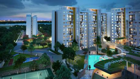 1650 sqft, 3 bhk Apartment in SRI Ocean Blue Ramagondanahalli, Bangalore at Rs. 98.0000 Lacs