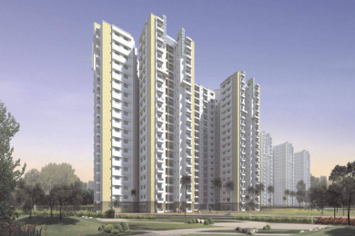 1636 sqft, 3 bhk Apartment in Prestige Tranquility Budigere Cross, Bangalore at Rs. 85.0000 Lacs