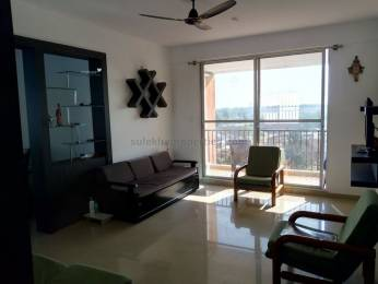 1250 sqft, 3 bhk Apartment in Mantri WebCity Kuvempu Layout on Hennur Main Road, Bangalore at Rs. 23000