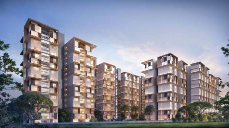 1365 sqft, 3 bhk Apartment in Mahaveer Celesse Yelahanka, Bangalore at Rs. 70.4000 Lacs