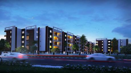 525 sqft, 1 bhk Apartment in Mahaveer Turquoise Begur, Bangalore at Rs. 23.9900 Lacs