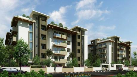 1013 sqft, 2 bhk Apartment in Mahaveer Amaze Sai Baba Ashram, Bangalore at Rs. 52.5200 Lacs