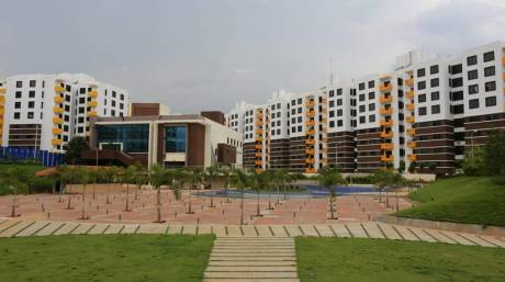 1180 sqft, 3 bhk Apartment in Provident Welworth City Doddaballapur, Bangalore at Rs. 60.0000 Lacs