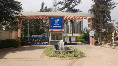 1330 sqft, 2 bhk Apartment in Brigade Lakefront ITPL, Bangalore at Rs. 1.0800 Cr