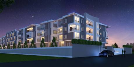 861 sqft, 2 bhk Apartment in DS Stonescape Anjanapura, Bangalore at Rs. 25.8300 Lacs