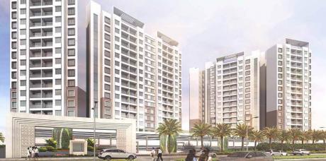 760 sqft, 2 bhk Apartment in Builder Megapolis Saffron hinjewadi Phase 3 Hinjewadi Rajiv Gandhi Infotech Park, Pune at Rs. 44.0000 Lacs