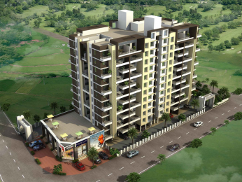 730 sqft, 2 bhk Apartment in Mont Vert Sonnet Wakad, Pune at Rs. 56.0000 Lacs