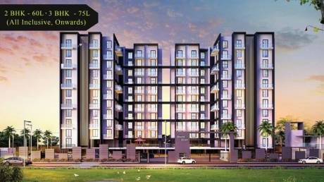 720 sqft, 2 bhk Apartment in Anand Shanti Elixir Mundhwa, Pune at Rs. 60.0000 Lacs
