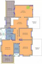1392 sqft, 3 bhk Apartment in Yash Orchid Baner, Pune at Rs. 94.0000 Lacs